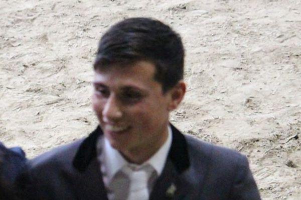 Luís Monteiro Vice Campeão Regional de Equitação de Competição