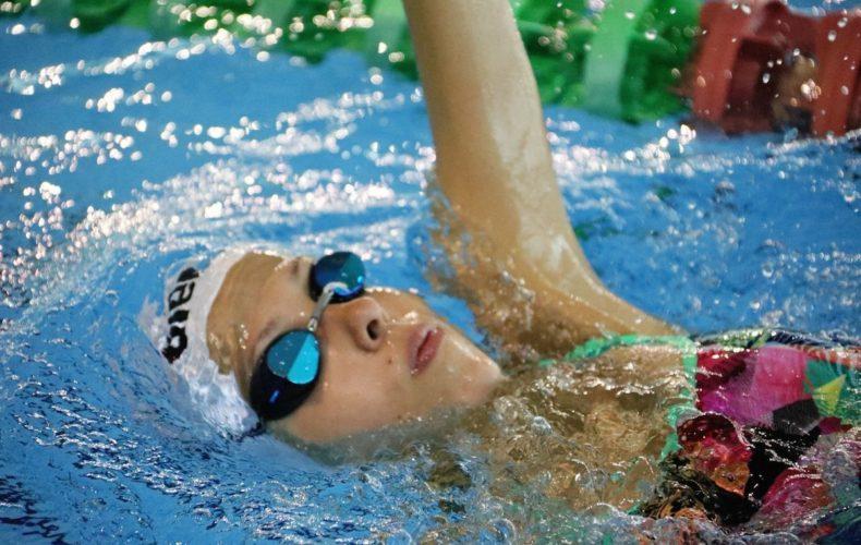 Europeus: Renata Pinto 4 ª classificada na prova de 100 metros Bruços!