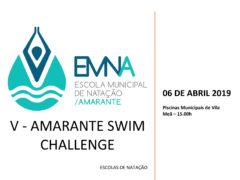 ADADA participa no V Amarante Swim Challenge