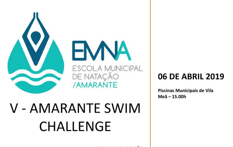 Galeria: ADADA participou no V Amarante Swim Challenge – Abril 2019