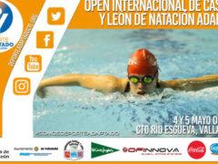 VIII Open Internacional de Natación Castilla y Leon