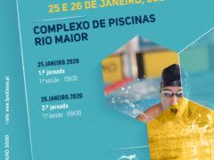 Campeonato Nacional de Inverno – Natação Adaptada – Rio Maior, 25 e 26 de Janeiro de 2020