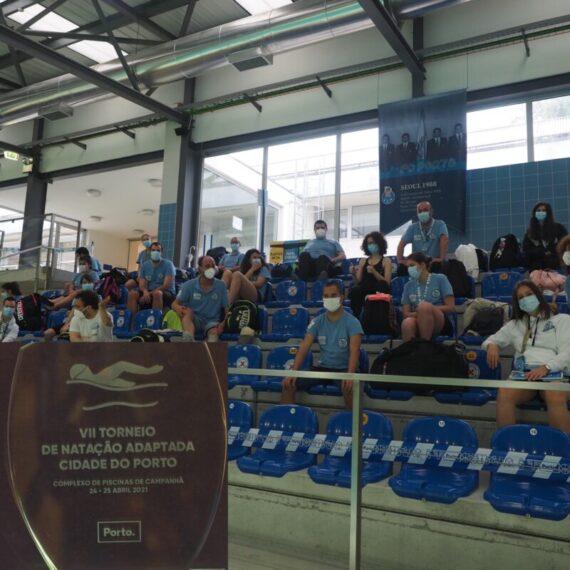 VII Torneio de Natação Adaptada Cidade do Porto