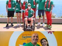 Renata Pinto participa no Campeonato Europeu Open de Natação Adaptada