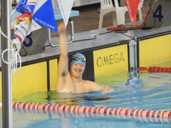 Francisco Montes no Campeonato da Europa DSISO!
